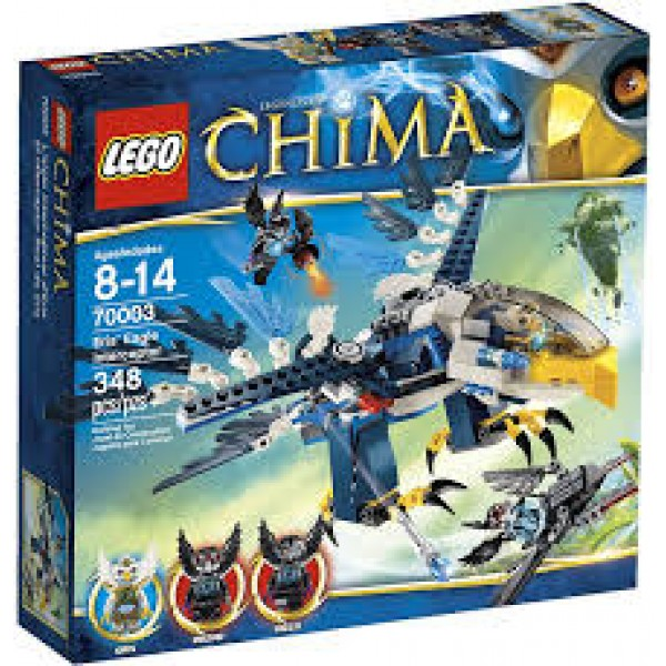 LEGO CHIMA Eagle Interceptor by Eris (70003)