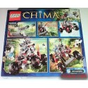 LEGO CHIMA Wakz's Attack Pack (70004)