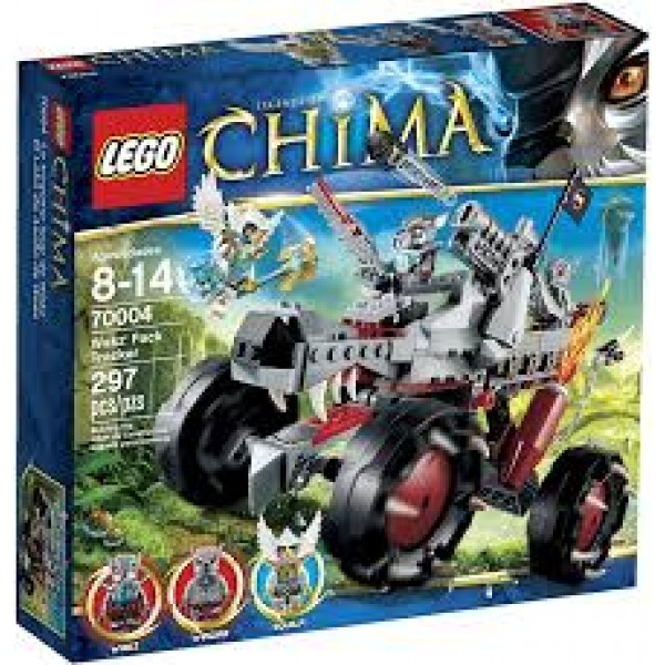 LEGO CHIMA Wakz's Attack Pack (70004)