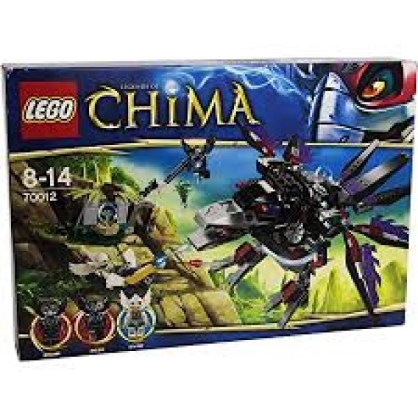 LEGO Chima Razar S Chi Raider (70012)