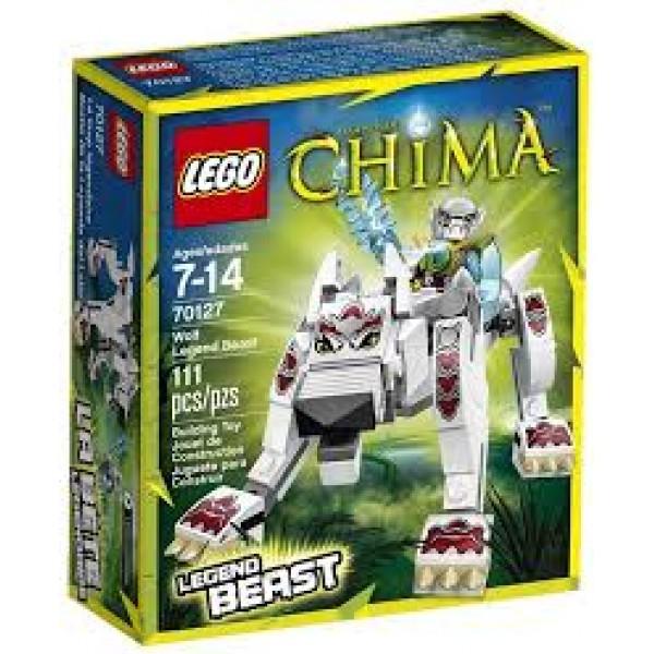 LEGO Legendary Beast Wolf (70127)