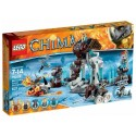 LEGO Chima Mammoth Ice Fortress (70226)