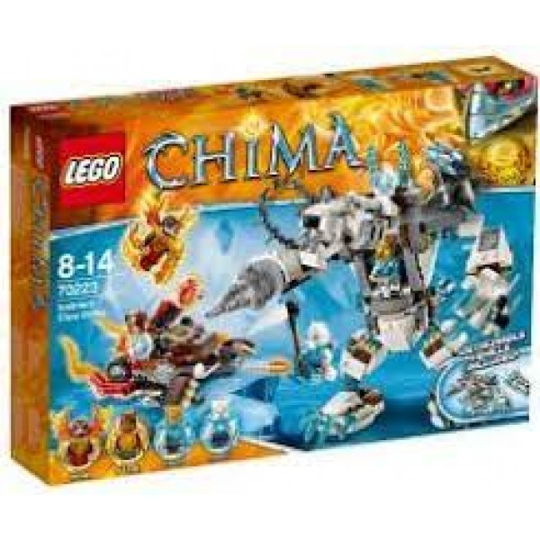 LEGO Chima Mammoth Ice Fortress (70226)