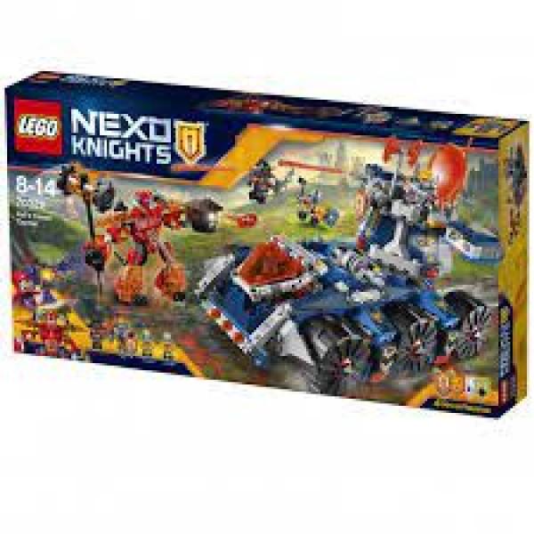 LEGO Axl's Conveyor (70322)