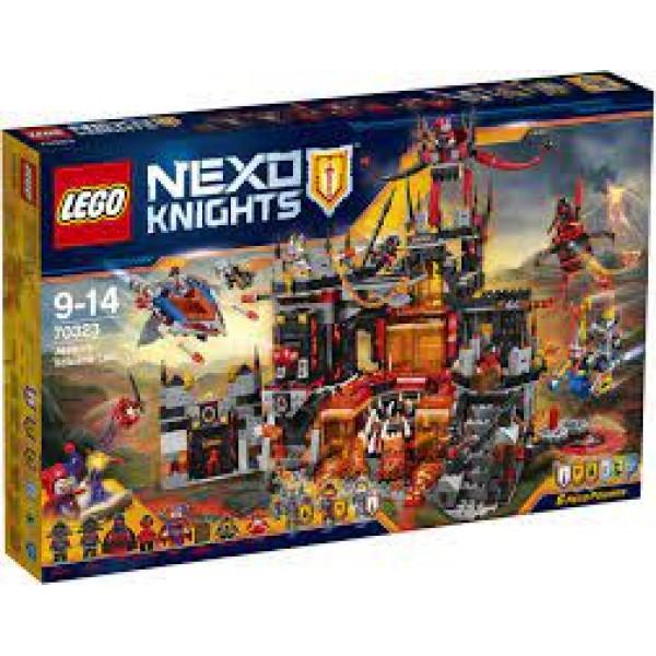 LEGO The Evil Shelter of Jestro (70323)