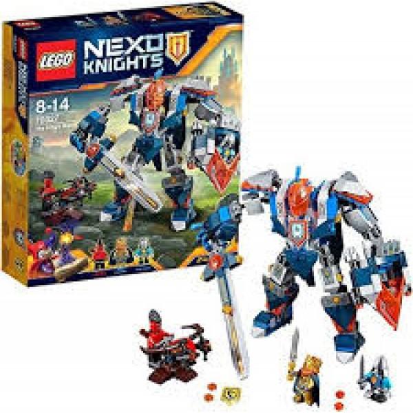 LEGO NEXO KNIGHTS The King's Mech (70327)