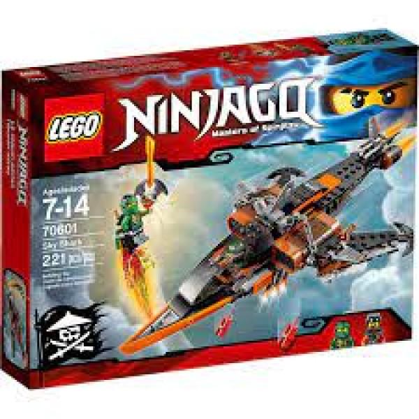 LEGO Ninjago - Shark of the Sky (70601)
