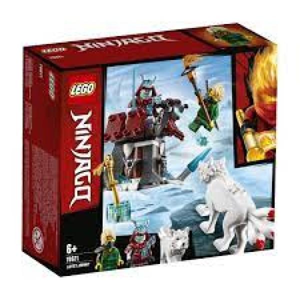 LEGO Ninjago - The Journey of Lloyd (70671)