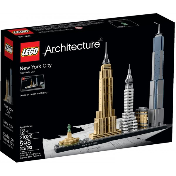 LEGO Architecture New York (21028)