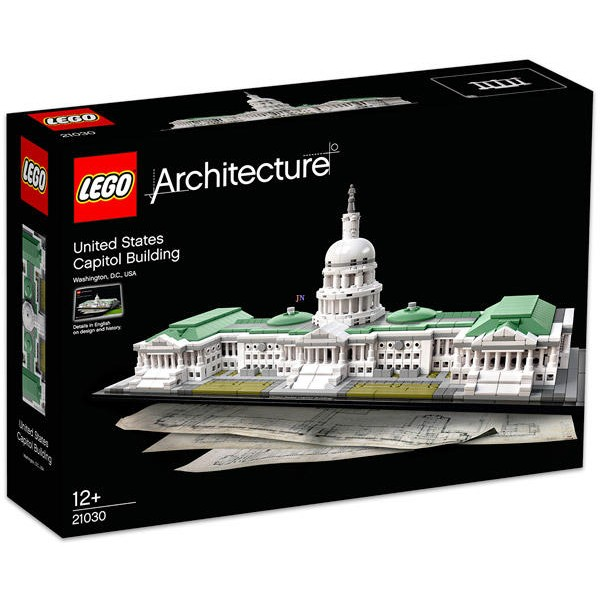 LEGO Architecture United States Capitol Building (21030)
