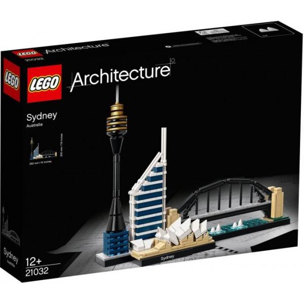 LEGO Architecture Sydney (21032)