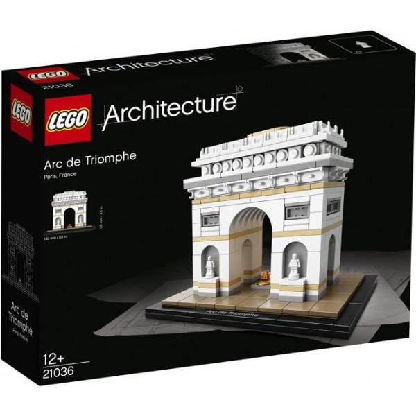 LEGO Architecture - The Arc of Triumph (21036)