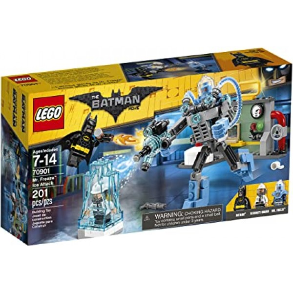 LEGO Batman Mr Freeze Ice Attack (70901)