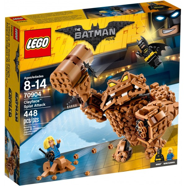 LEGO Batman Movie Clayface Splat (70904)