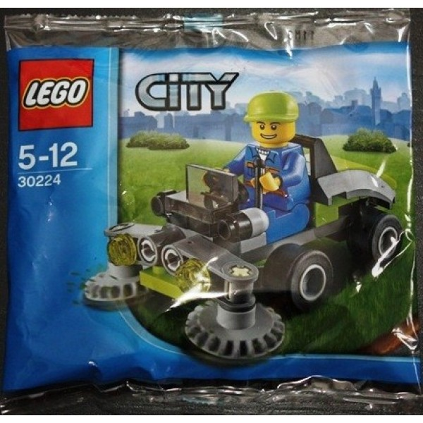 LEGO City 30224 Lawn Mower (Polybag)