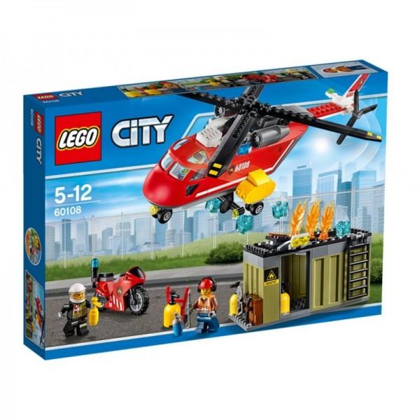LEGO City - Fire Brigade (60108)