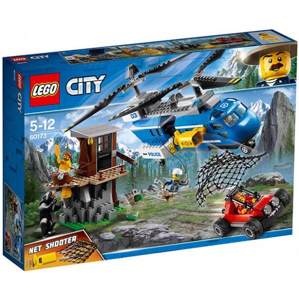 LEGO City Mount Arrest (60173)