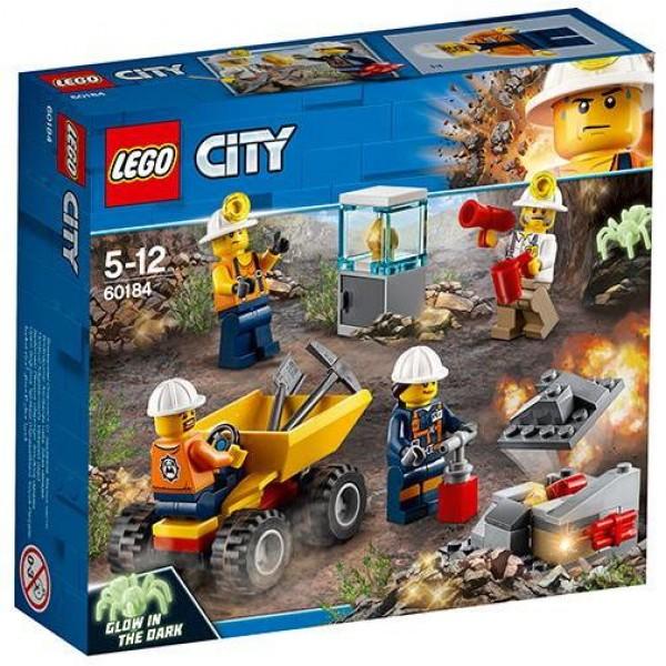 LEGO City Mining Mining Team (60184)