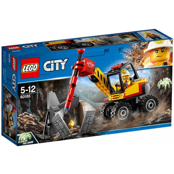 LEGO City Mining Pneumatic Hammer (60185)