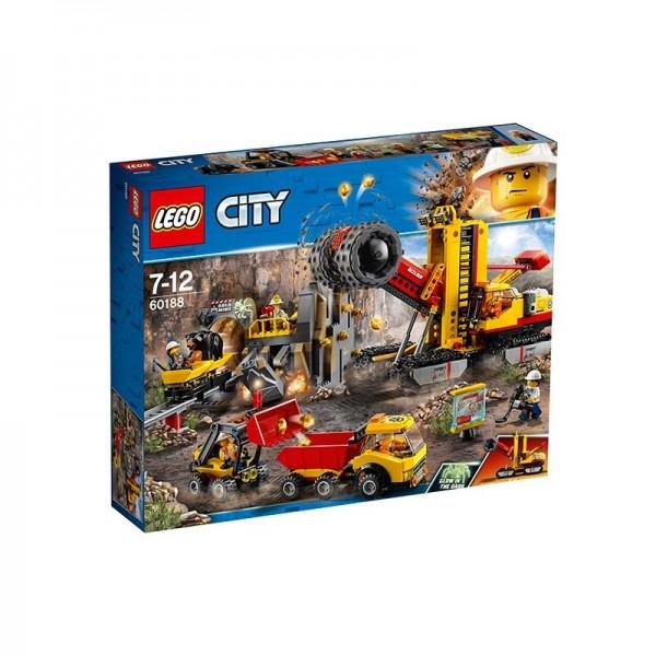 LEGO City Expert Mining Site (60188)