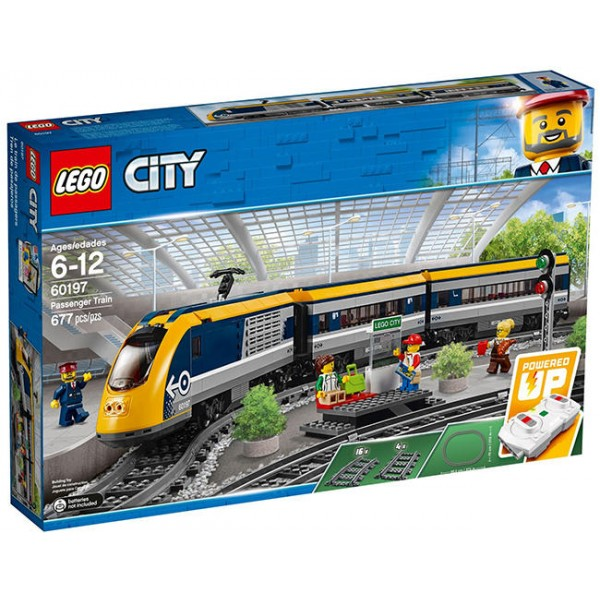 LEGO City Train Travel (60197)