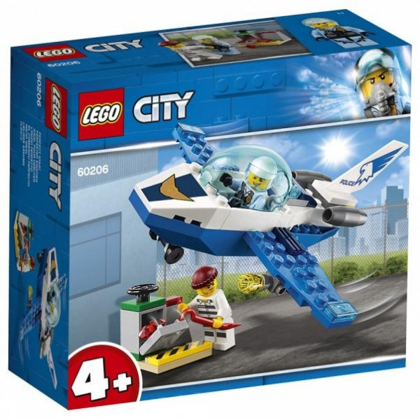 LEGO City - Air Police Plane (60206)