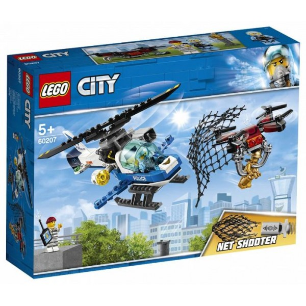LEGO City - Air Police Drone Chase (60207)