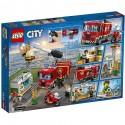 LEGO City - Burger Bar Fire Extinguisher (60214)