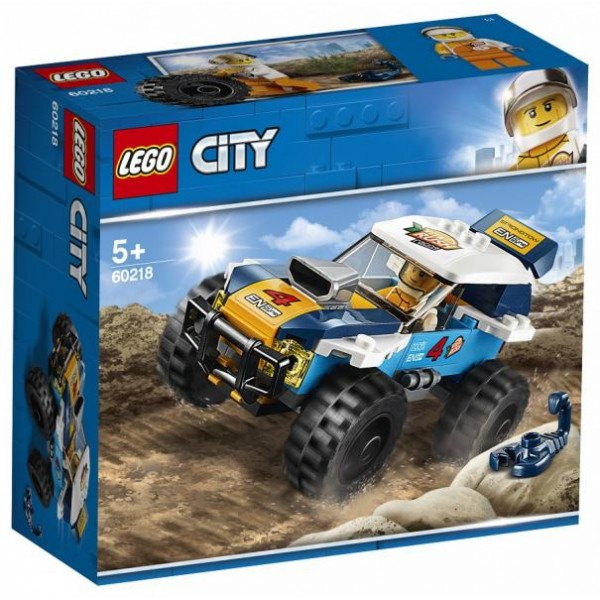 LEGO City - Desert Rally Car (60218)