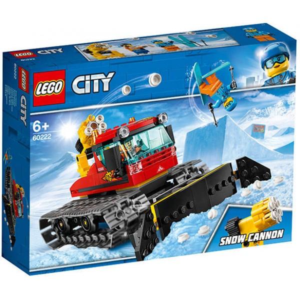 LEGO City - Snow compactor (60222)