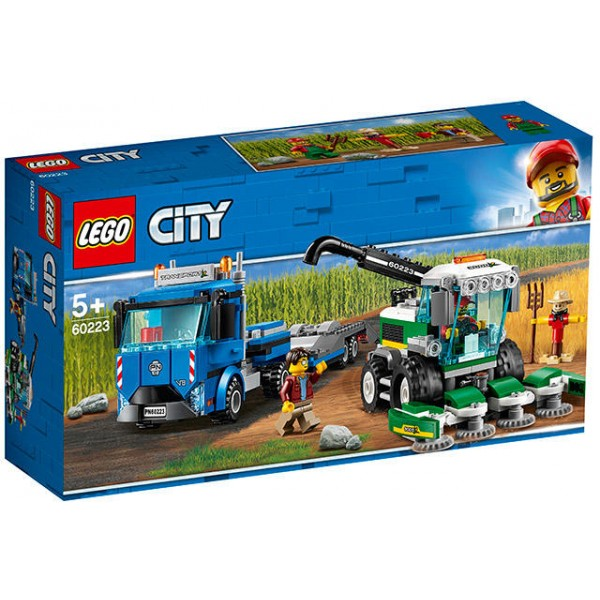 LEGO City - Harvester Conveyor (60223)