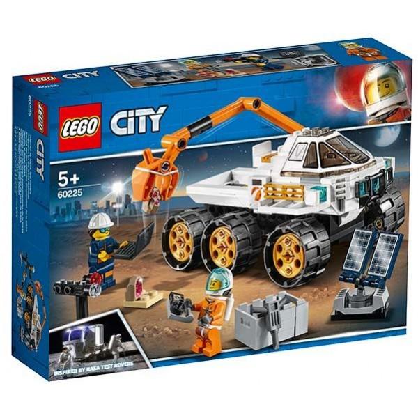 LEGO City - Rover Test Race (60225)