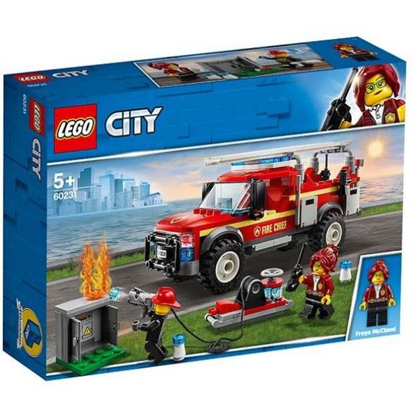 LEGO City - Firefighter's Intervention Truck (60231)
