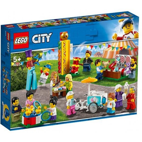 LEGO City - Amusement Park (60234)