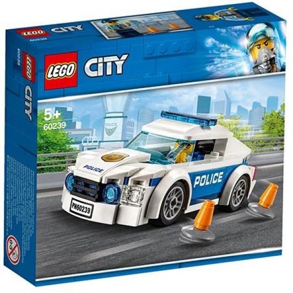 LEGO City - Police Patrol Car (60239)