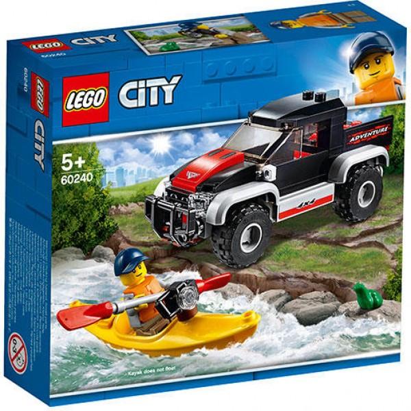 LEGO City - Kayaking Adventure (60240)