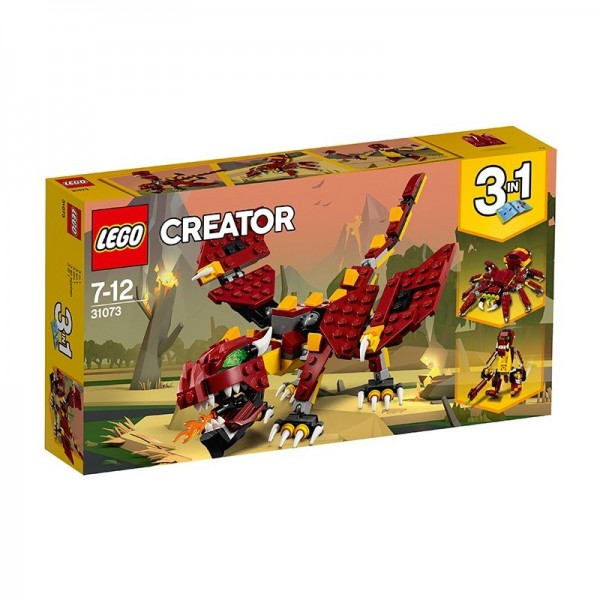 LEGO Creator Mythological Creatures (31073)