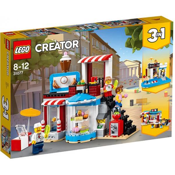 LEGO Creator Surprises Modular Sweets (31077)