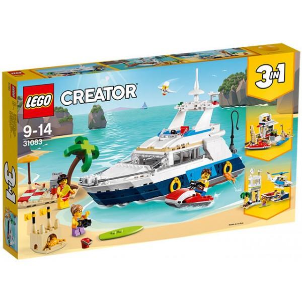 LEGO Creator Adventures In The Cruise (31083)