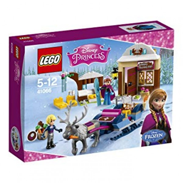 LEGO Disney Sania Anne's and Kristoff's (41066)