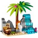 LEGO Disney Vaiana and her adventure on the island (41149)