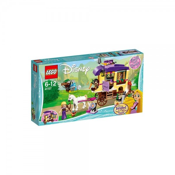 LEGO Disney Traveling Rapunzel (41157)