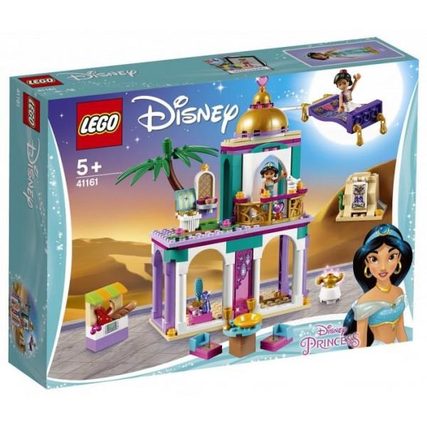 LEGO Disney Princess - The Palace Adventures of Aladdin and Jasmine (41161)