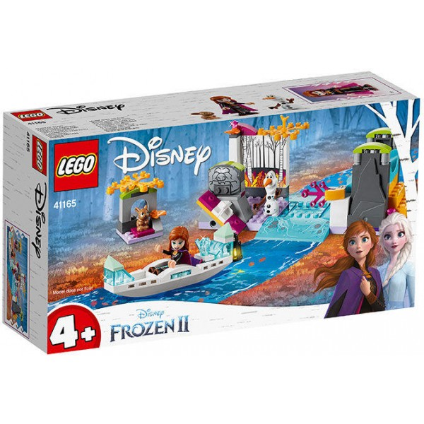 LEGO Disney - Anne's Canoe Expedition (41165)