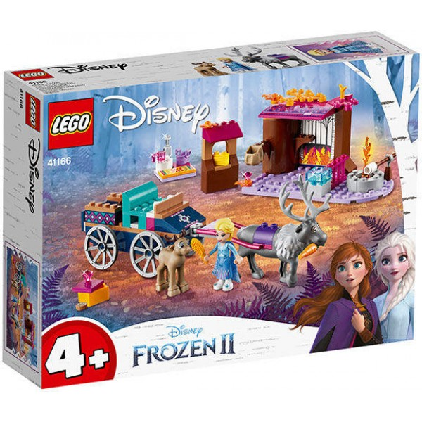 LEGO Disney - Elsa's Wagon Adventure (41166)