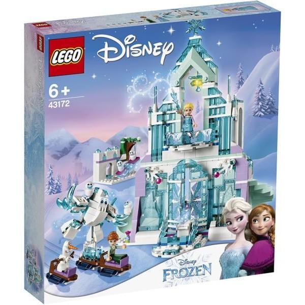 LEGO Disney Princess - Elsa And Her Ice Magic Palace (43172)