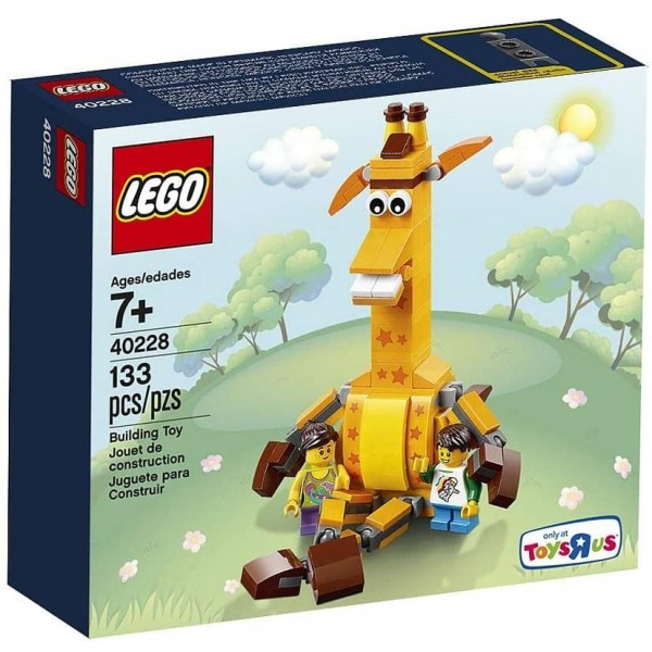 Lego 40228 Geoffrey and Friends