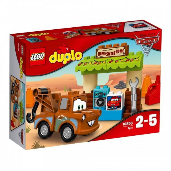 LEGO Duplo Magazine of Bucsa (10856) CUTIE DETERIORATA