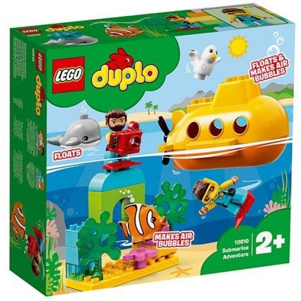 LEGO Duplo - Submarine Adventure (10910)