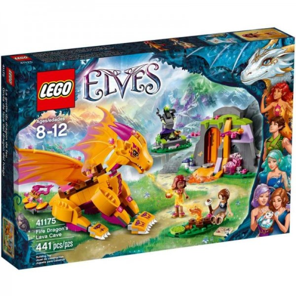 LEGO Cave Dragon Fire (41175)